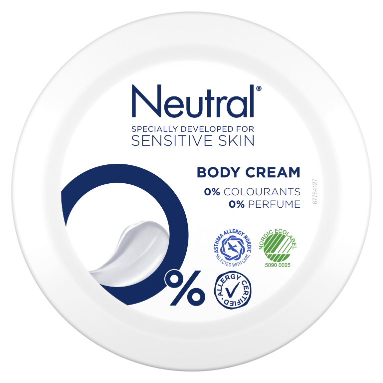 Neutral Body Cream