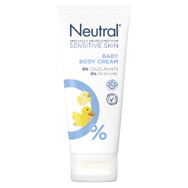 Neutral Baby Body Crème